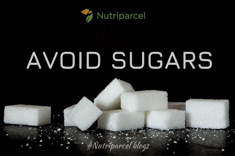 AVOID REFINED SUGARS/15 Ways to naturally boost your immunity