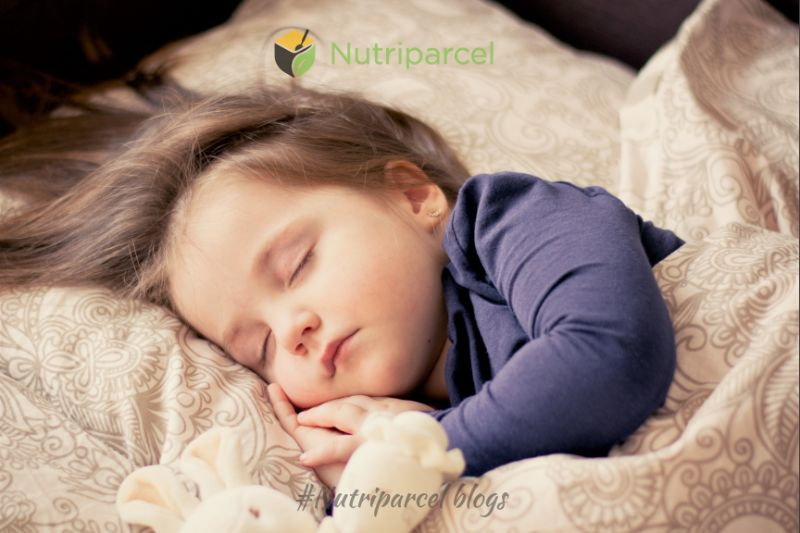 LET'S EMBRACE THE POWER OF SLEEP  for immunity